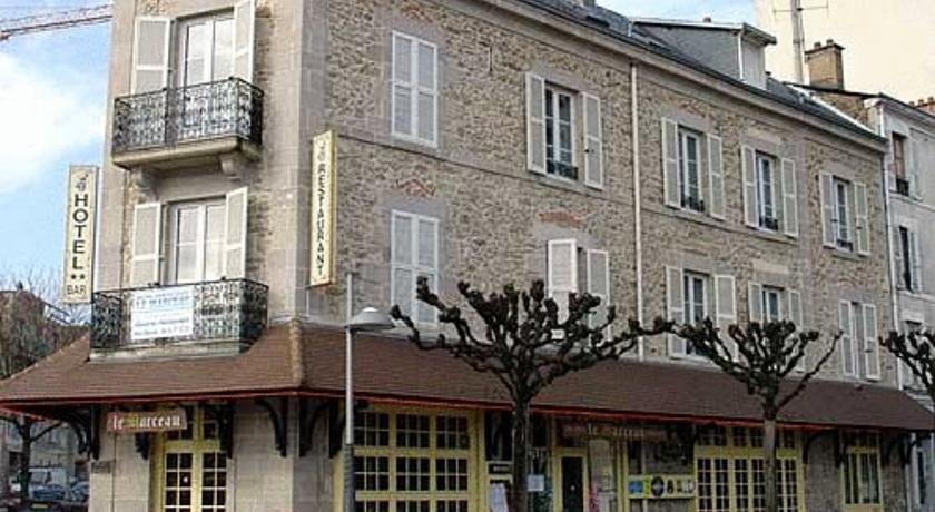 Hotel Bistrot Le Marceau
