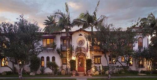 Villa Rosa Inn Santa Barbara