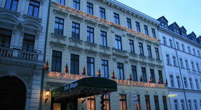Hotel Adagio Leipzig