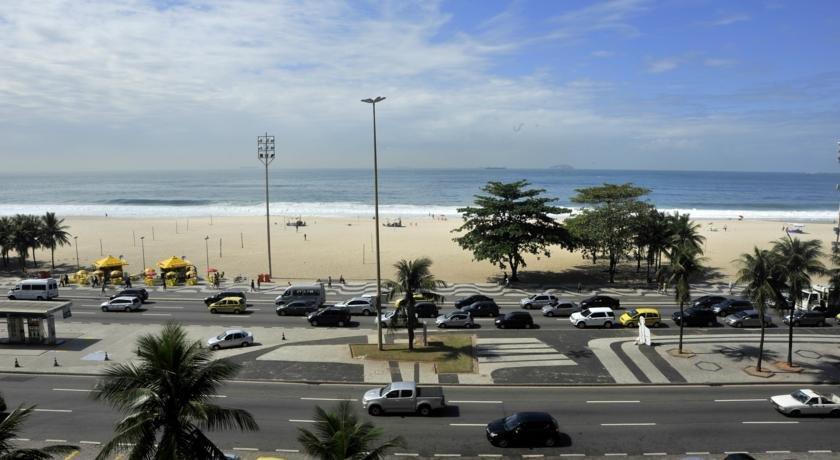 Hotel Atlantico Praia Rio de Janeiro