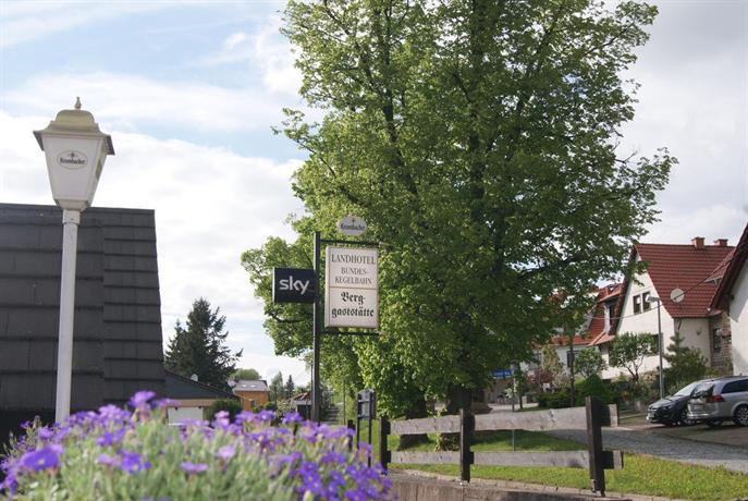 Landhotel Berggaststatte Bickenriede
