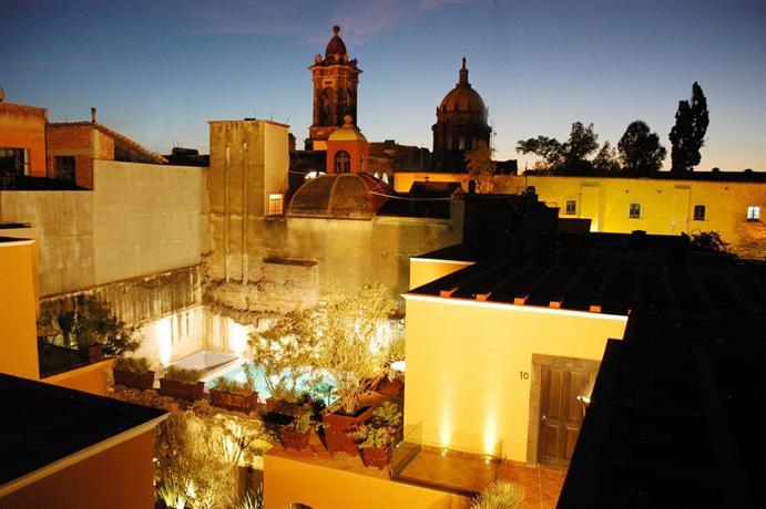 hotel hacienda de guadalupe san miguel de allende. Black Bedroom Furniture Sets. Home Design Ideas