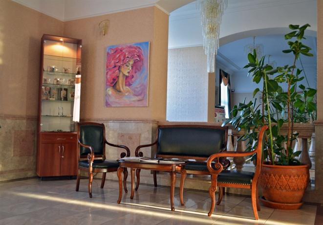 Moskva Hotel Kaliningrad - Compare Deals