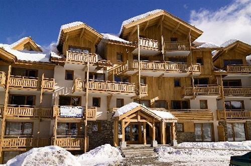 Madame Vacances Residence Le Parc Des Airelles