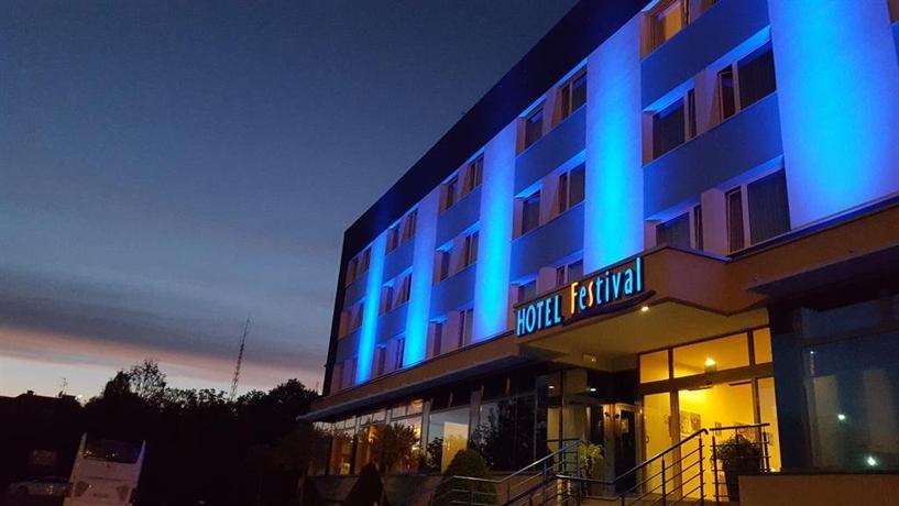 Hotel Festival Opole