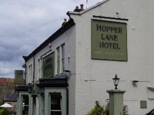 The Hopper Lane Hotel Otley