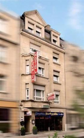 hotel zurich luxembourg city compare deals. Black Bedroom Furniture Sets. Home Design Ideas