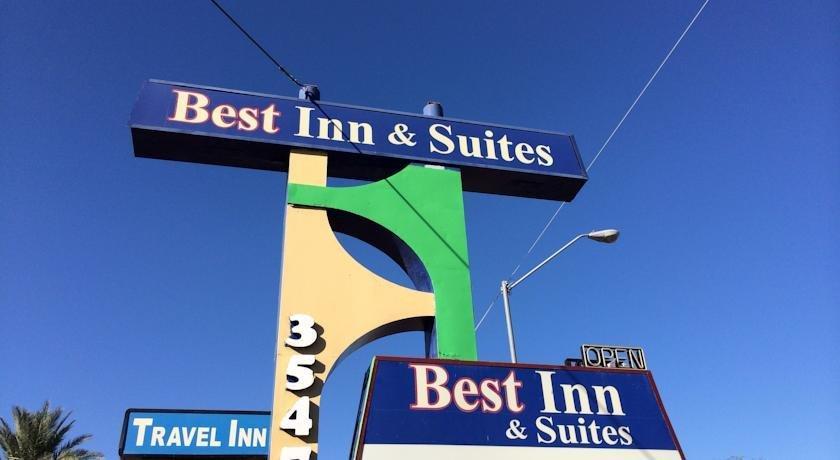 Best Inn & Suites Phoenix Airport Downtown