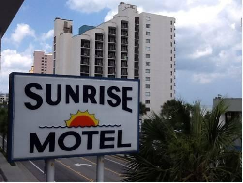 Sunfun Sunrise Motel