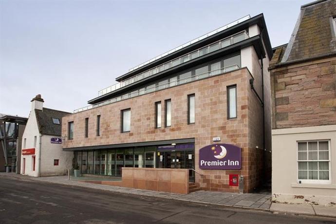 Premier Inn Inverness Centre River Ness