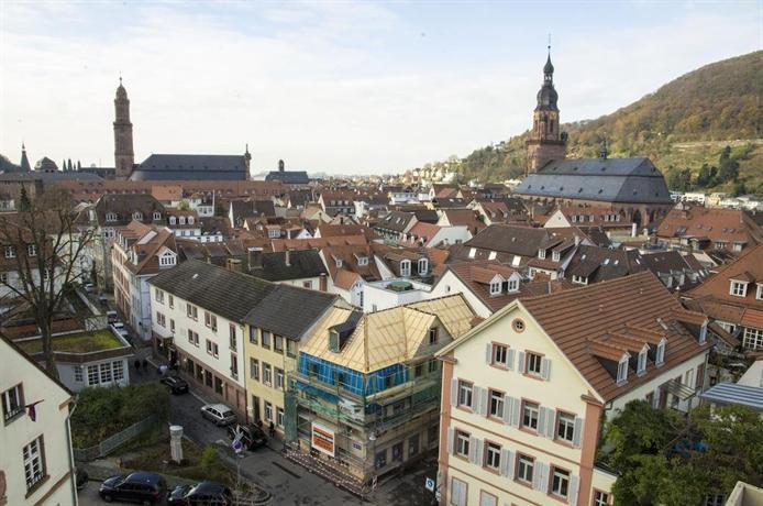 Hotel Am Schloss Heidelberg