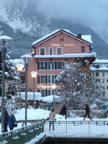 Hotel Vallee Blanche Chamonix-Mont-Blanc