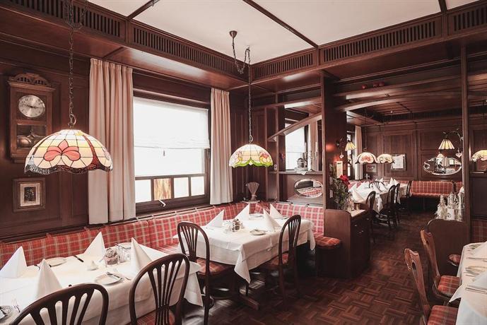 Hotel Restaurant Schwarzkopf Frammersbach