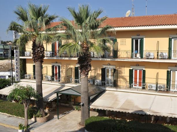Hotel Bretagne Corfu
