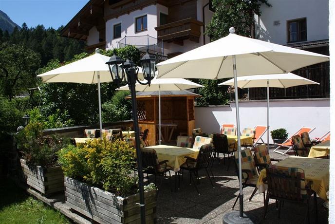 Hotel Restaurant Neuwirt Finkenberg