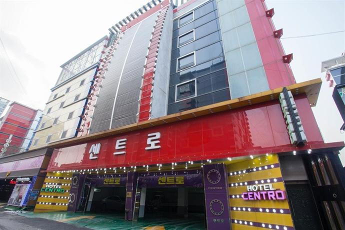 Centro Hotel Siheung