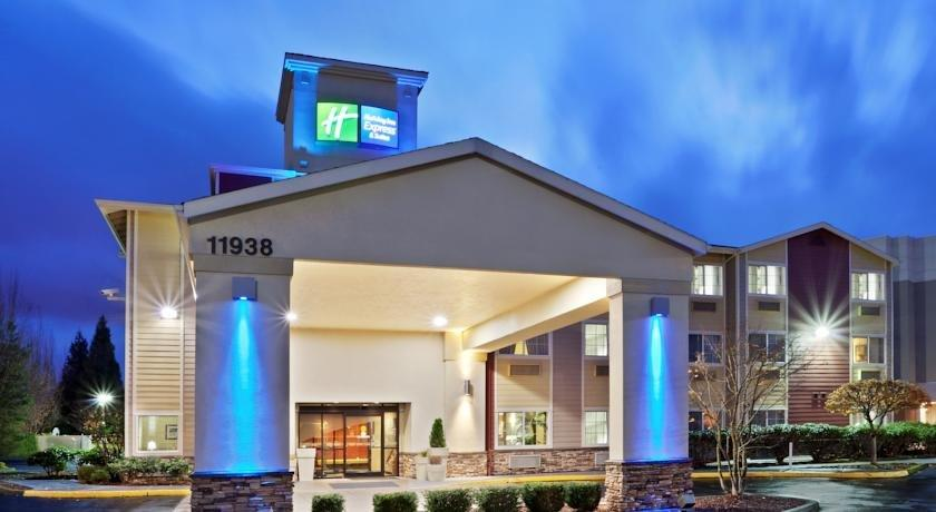 Holiday Inn Express Portland Airport Area