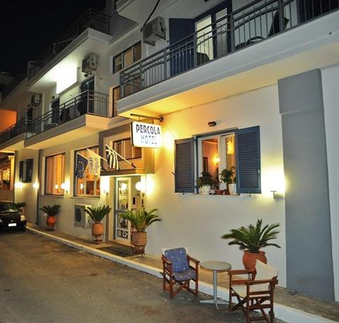 Pergola Hotel Agios Nikolaos Crete