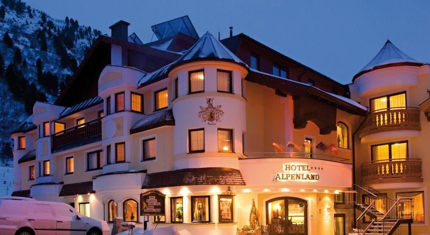 Hotel Alpenland Obergurgl
