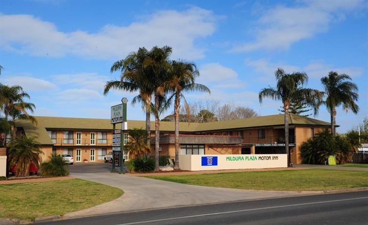 Mildura Plaza Motor Inn Compare Deals