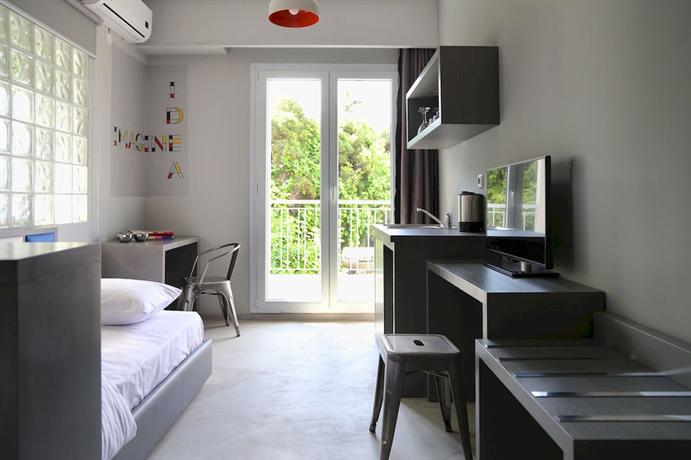 Architectonika design hotel skiathos town die for Design hotels angebote