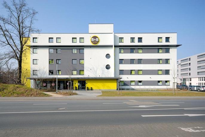 Bb Hotel Darmstadt Zweifalltorweg