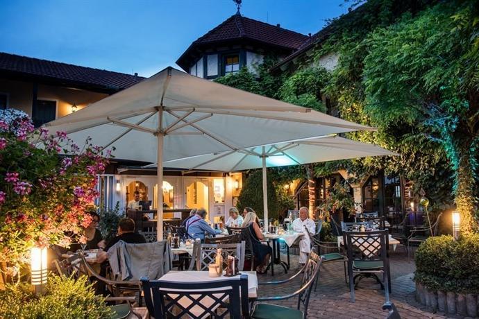 Hotel Alte Scheune Frankfurt