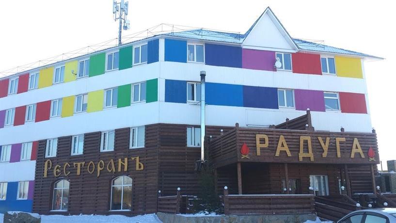 Hotel Raduga Nyagan