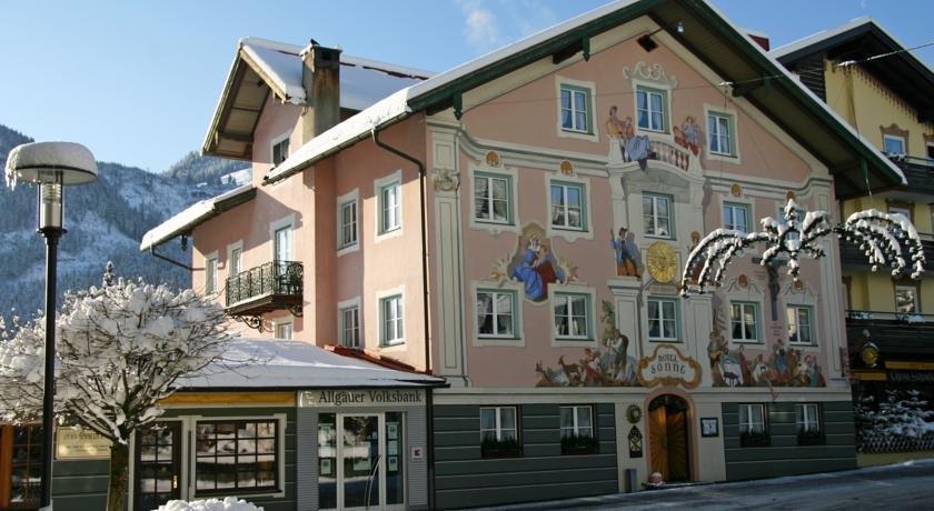 Romantik Hotel Sonne In Bad Hindelang