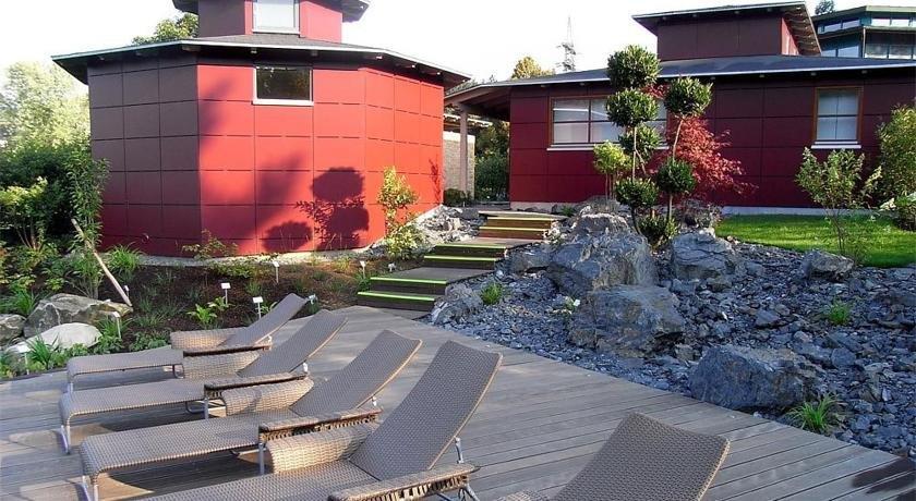 Bad Sackingen Hotel Schweizerblick