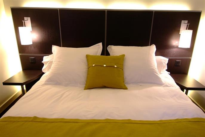 Hotel The Originals Montbrison Marytel