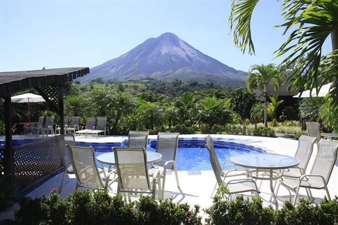 Hotel Lavas Tacotal La Fortuna Costa