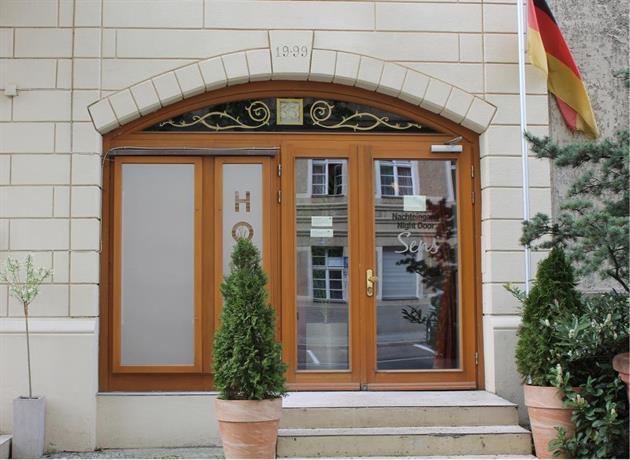 Albergo City Hotel Berlin Hohenzollerndamm