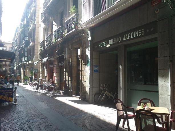Bilbao jardines hotel compare deals - Hotel bilbao jardines ...