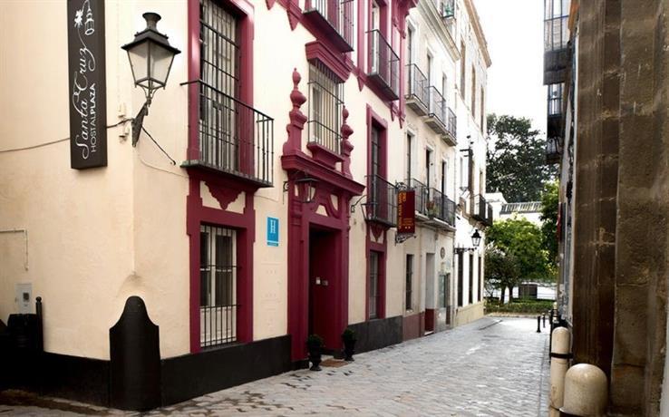 Hostal Plaza Santa Cruz