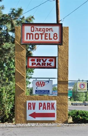 Oregon Motel 8 & RV Park