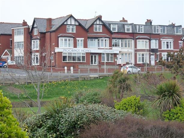 The Moorings Hotel Blackpool