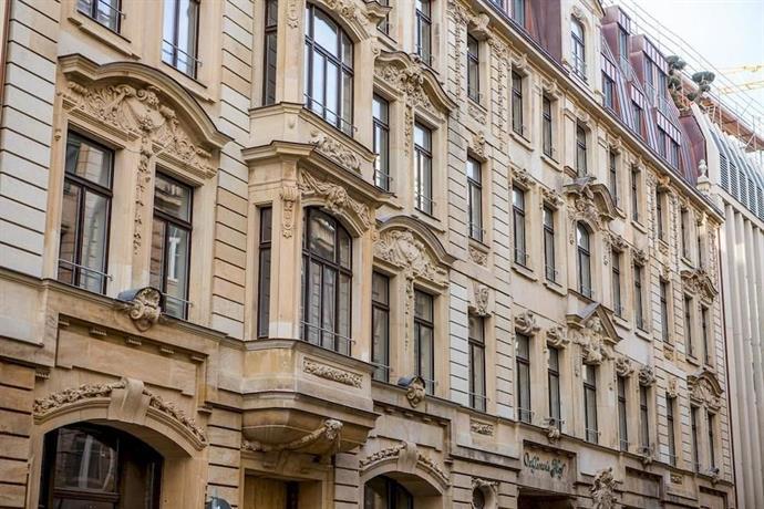 Aparion Apartment Leipzig City