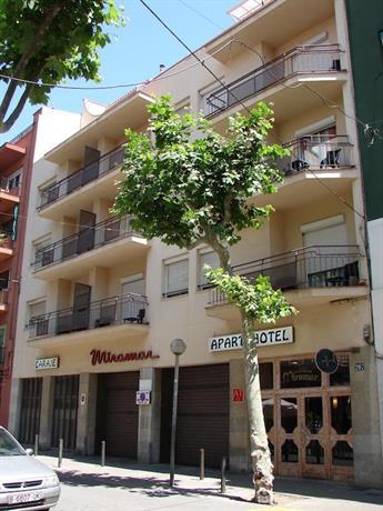 Aparthotel Miramar Badalona