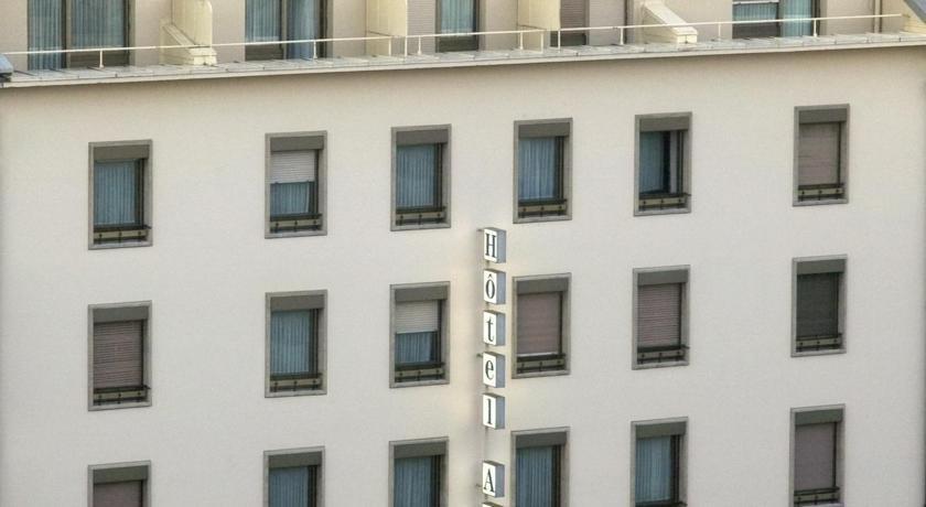 Hotel Astoria Geneva