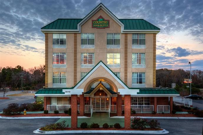 Country Inn & Suites By Carlson Lumberton