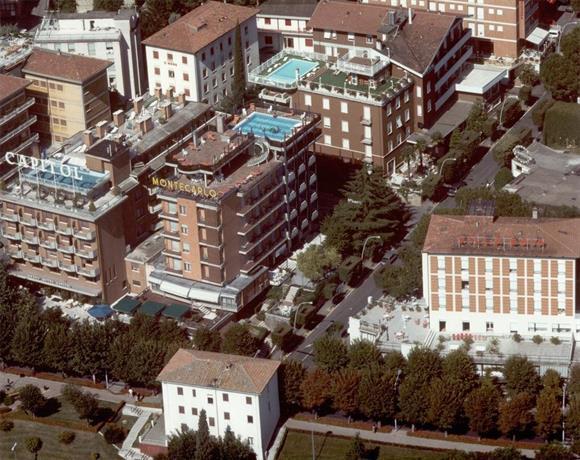 Hotel Montecarlo Chianciano Terme