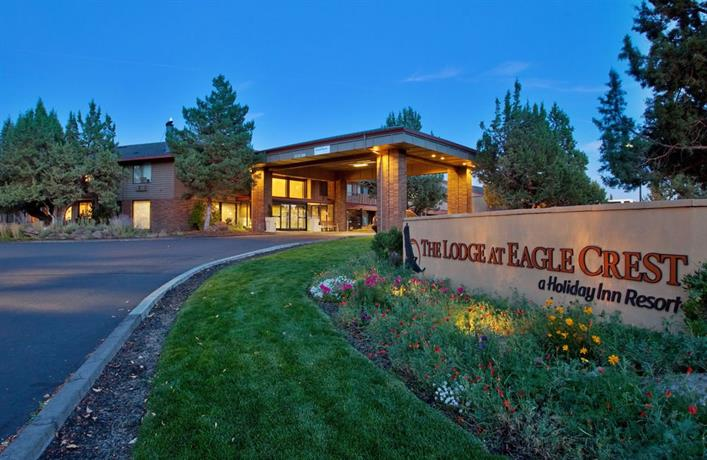 The Lodge at Eagle Crest a Holiday Inn Resort