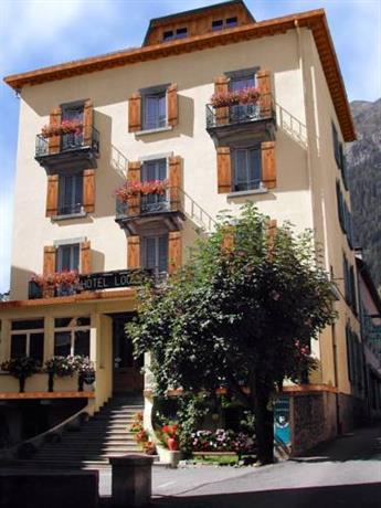 Hotel du Louvre Chamonix-Mont-Blanc