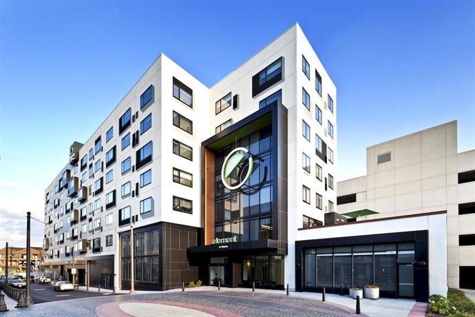 Element Harrison Hotel