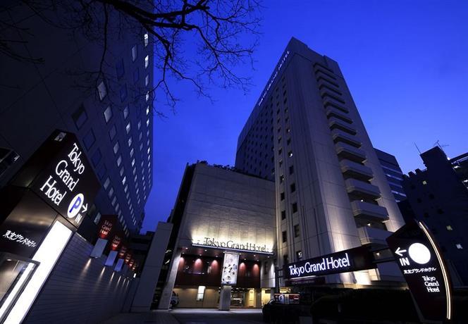 Shiba Park Hotel Di Tokyo