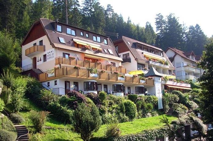 Hotel Am Bad Wald Calw