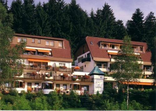 Bad Liebenzell Hotel Am Bad Wald