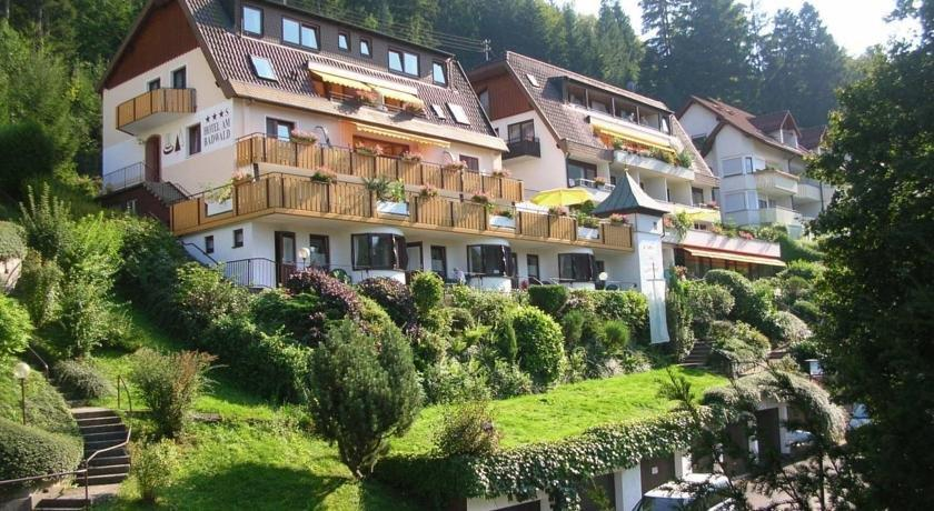 Hotel Am Bad Wald Calw