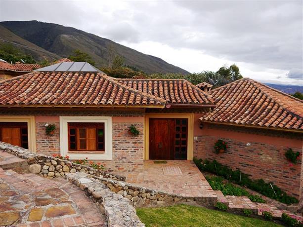 Hotel Casas Campestres La Primavera Villa De Leyva
